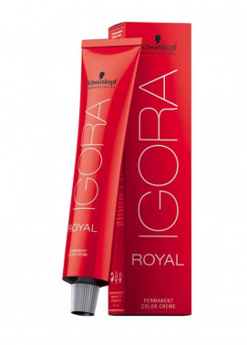 Schwarzkopf Igora Royal Natural Hair Color - Dark Blonde Copper Extra 6-77