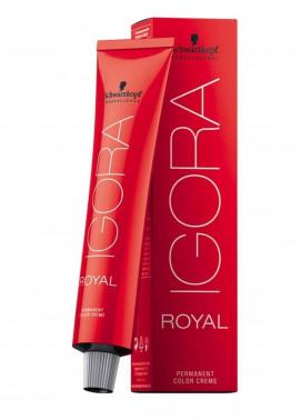 Schwarzkopf Igora Royal Natural Hair Color - Medium Brown Gold 4-5
