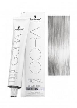 Schwarzkopf Igora Royal Absolutes Hair Color - Silver Light