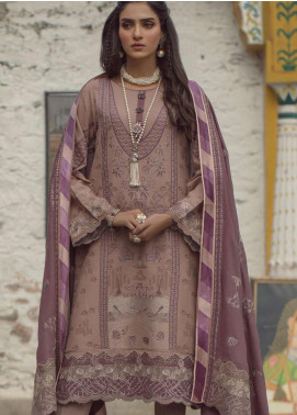 Madras by Serene Embroidered Khaddar Unstitched 3 Piece Suit SP20M SK-09 GULSAN - Winter Collection
