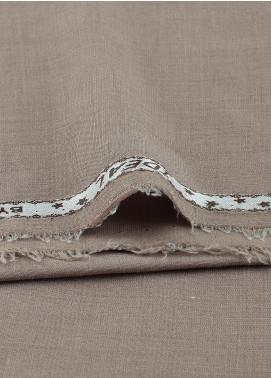 Shabbir Fabrics Plain Wash N Wear Unstitched Fabric SHBF-0030 Fawn - Summer Collection