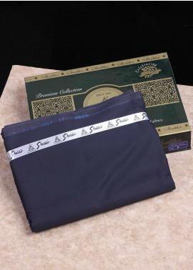 Shabbir Textile Plain Cotton Unstitched Fabric SCH-0053 Dark Grey - Summer Collection