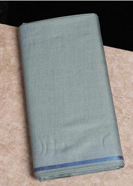 Shabbir Fabrics Plain Wash N Wear Unstitched Fabric SHBF-0038-Green - Summer Collection