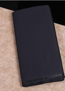 Shabbir Fabrics Plain Wash N Wear Unstitched Fabric SHBF-0046 Grey - Summer Collection