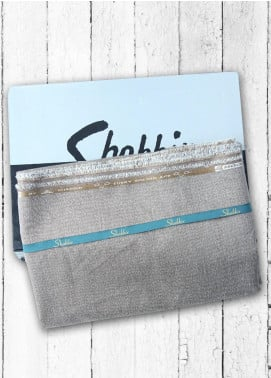 Shabbir Fabrics Plain Wash N Wear Unstitched Fabric SHBF21W 430 - Winter Wash N Wear Collection