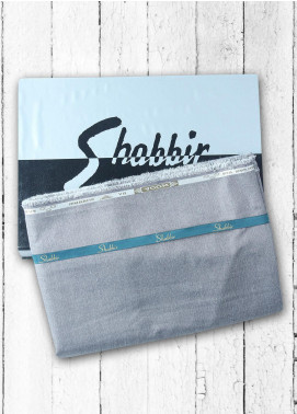 Shabbir Fabrics Plain Wash N Wear Unstitched Fabric SHBF21W 432 - Winter Wash N Wear Collection