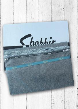 Shabbir Fabrics Plain Wash N Wear Unstitched Fabric SHBF21W 433 - Winter Wash N Wear Collection