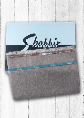Shabbir Fabrics Plain Wash N Wear Unstitched Fabric SHBF21W 434 - Winter Wash N Wear Collection