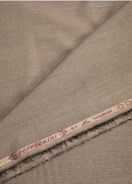 Shabbir Fabric Plain Wash N Wear Unstitched Fabric SHBF-0017 Dark Purple - Summer Collection