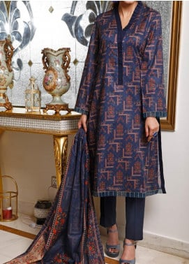 Shahkar by VS Textiles Printed Lawn Unstitched 3 Piece Suit VS20SK 10 - Summer Collection