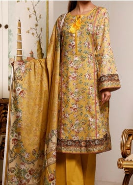 Shahkar by VS Textiles Printed Lawn Unstitched 3 Piece Suit VS20SK 4 - Summer Collection