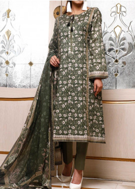 Shahkar by VS Textiles Printed Lawn Unstitched 3 Piece Suit VS20SK 7 - Summer Collection