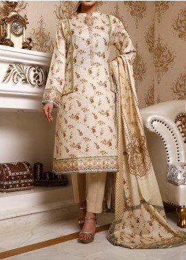 Shahkar by VS Textiles Printed Lawn Unstitched 3 Piece Suit VS20SK 8 - Summer Collection