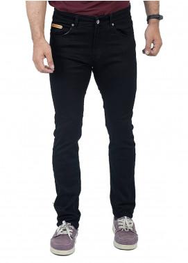 Shahzeb Saeed Denim Casual Jeans for Men - Black DNM-95