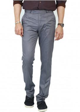 Shahzeb Saeed Wash N Wear Dress Men Trousers - Grey WTR-103