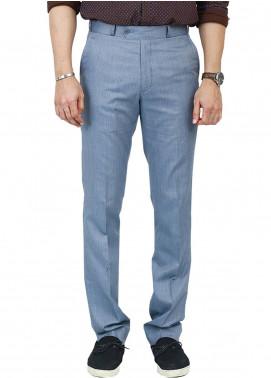 Shahzeb Saeed Wash N Wear Dress Men Trousers - Ash Grey WTR-105