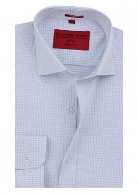 Shahzeb Saeed Cotton Formal Shirts for Men - White RTW-1413