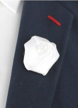 Shahzeb Saeed  Silk  Lapel Pin Flower LPF-039 - Casual Accessories