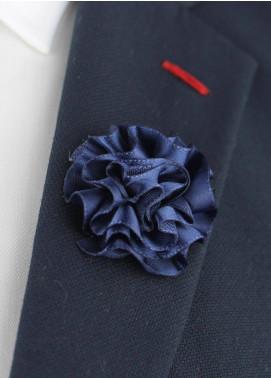Shahzeb Saeed  Silk  Lapel Pin Flower LPF-051 - Casual Accessories