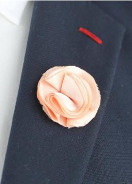Shahzeb Saeed  Silk  Lapel Pin Flower LPF-058 - Casual Accessories