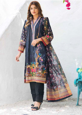 Shajar by Rashid Textiles Printed Lawn Unstitched 3 Piece Suit RD20S 1973 - Spring / Summer Collection