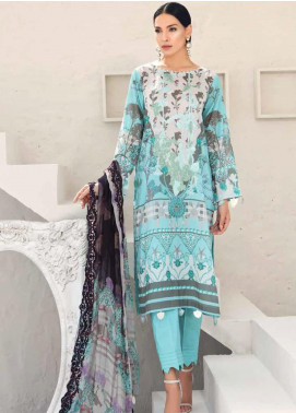 Sheen by Charizma Embroidered Lawn Unstitched 3 Piece Suit SHN20L 006 - Summer Collection