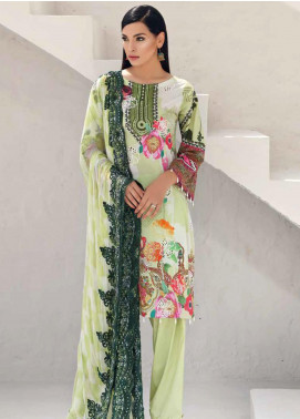Sheen by Charizma Embroidered Lawn Unstitched 3 Piece Suit SHN20L 007 - Summer Collection