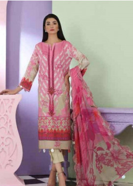Sheen by Charizma Embroidered Lawn Unstitched 3 Piece Suit SHN19-L3 31 - Mid Summer Collection