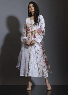 Sidra Mumtaz Embroidered Schiffli Stitched 3 Piece Suit PAEEZ