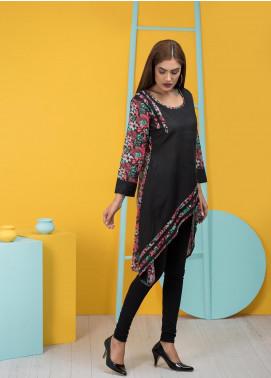 Sidra Mumtaz Embroidered Lawn Stitched 3 Piece Suit PINK GIRAFFE