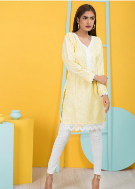 Sidra Mumtaz Embroidered Cotton Silk Stitched 3 Piece Suit SEATTLE
