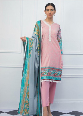 Signature Icon by ZS Textiles Printed Lawn Unstitched 3 Piece Suit SI20-ZS3 7 - Summer Collection