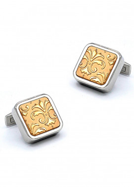 Skangen Stylish Metal  Cufflinks SCFF-X-024 -