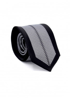 Skangen Multi-Patterned Wool Neck Tie Neck Tie SKTI-S-001 -