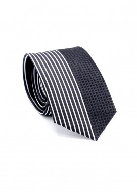 Skangen Multi-Patterned Wool Neck Tie Neck Tie SKTI-S-007 -