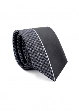 Skangen Multi-Patterned Wool Neck Tie Neck Tie SKTI-S-013 -