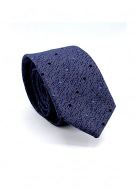 Skangen Multi-Patterned Wool Neck Tie Neck Tie SKTI-S-014 -
