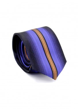 Skangen Multi-Patterned Wool Neck Tie Neck Tie SKTI-S-015 -