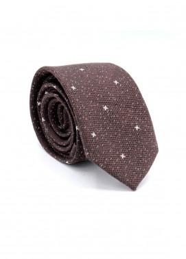 Skangen Narrow Wool Neck Tie Neck Tie SKTI-W-004 -