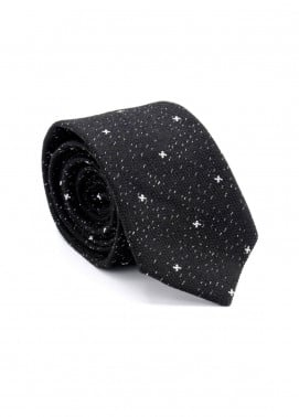 Skangen Narrow Wool Neck Tie Neck Tie SKTI-W-008 -