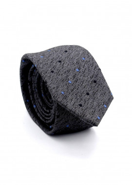 Skangen Narrow Wool Neck Tie Neck Tie SKTI-W-009 -