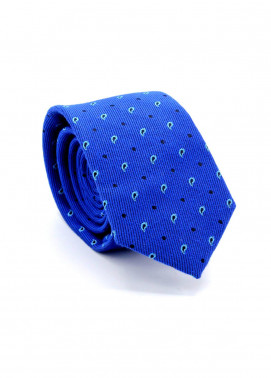 Skangen Narrow Wool Neck Tie Neck Tie SKTI-W-012 -
