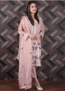 Spade Embroidered Missouri Stitched 3 Piece Suit PS-07