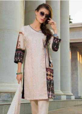 Subata by Regalia Embroidered Lawn Unstitched 3 Piece Suit SBR19L 2A - Spring / Summer Collection