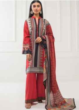 Subhata by Regalia Textiles Printed Lawn Unstitched 3 Piece Suit RG20SH SUBHATA-12 - Spring / Summer Collection