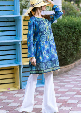 Tarzz Printed Lawn Unstitched Kurties TRZ20SL-2 L20-23 - Spring / Summer Collection
