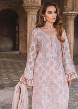 Tena Durrani Embroidered Jacquard Formal Collection Design # 5 2019