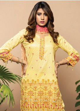 Classics by MTF Embroidered Lawn Unstitched 3 Piece Suit MTF20C 02 - Spring / Summer Collection