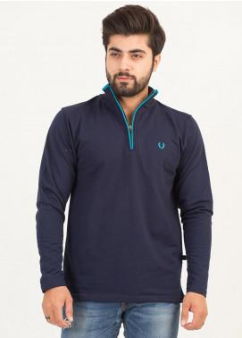 UC Clothing Jersey Full Sleeves Men T-Shirts -  04 Blue