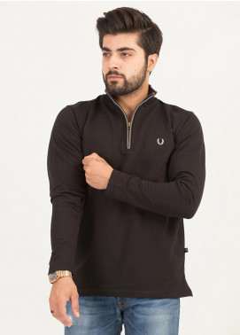 UC Clothing Jersey Full Sleeves T-Shirts for Men -  05 Black